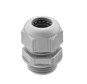 Zetalux Gland PG Thread Nylon 4-8 mm, Outer Dia: 15.2mm, PG-9