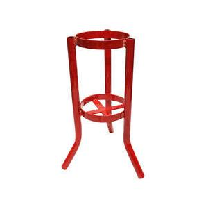 Fire Extinguisher MS Stand, Capacity;- 4-6 kg (Red)