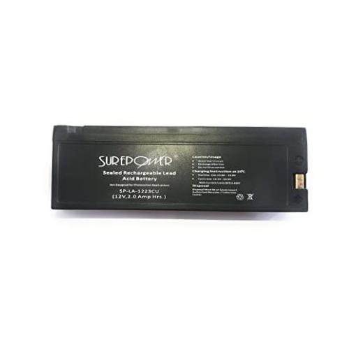 Sure Power Rechargeable Battery (12V, 2.3 AMP) Model: SP-LA-1223