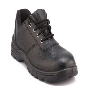 Everest Safety Shoes Steel toe Low Ankle, ISI Approved, Model EVE102 , Size -8