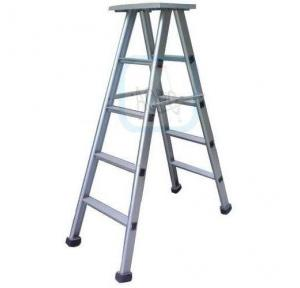 Aluminium Ladder A Type, Height 6 ft, Thickness 2.1 mm