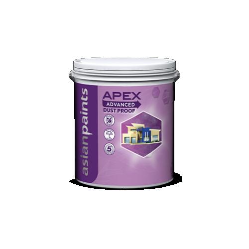 Asian Paints Apex Emulsion Quicksilver Code 8307, 1 Ltr