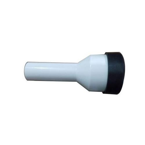 PVC Urinal Outlet 32 mm with Rubber