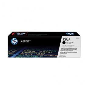 HP 128A CE320A Black Original LaserJet Toner Cartridge