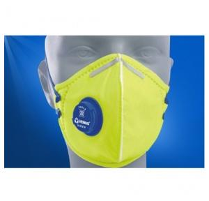 Venus V-410-V-FFP1S Yellow Respirator Mask, 14153