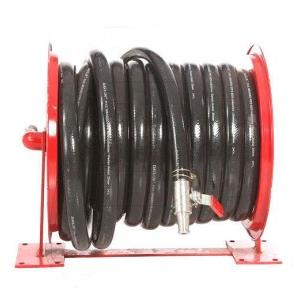 Fire Hose Reel 30mtr With Shut Off Nozzle