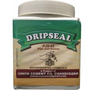 Dripseal Pipe Joint Sealant PJS-43, 1kg, (Density-1.95grm/cc)
