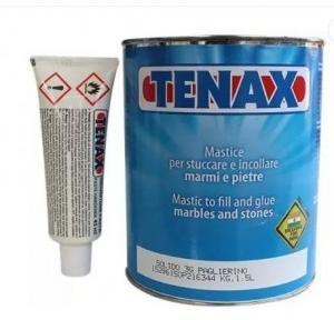Tenax Mastice Solido Paglierino With Solido Cream 1 kg