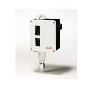 Danfoss Pressure Switch Set Pressure Scale: 1-10 kg/cm2, Differential Set Pressure: 0.3-1.3 bar, RT 116