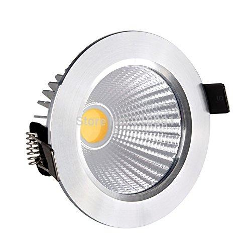 Syska LED COB Down Light White Ring , 4W, Color Temperature: 3000 to 3500K