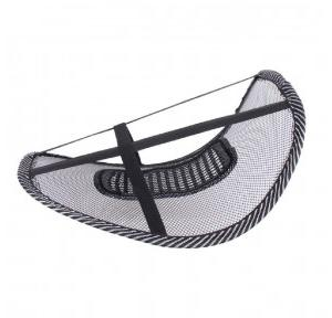 Sit Right Back Acupressure Support for Chairs  A1 plastic, LxWxH:- 45.3x43x9 cm