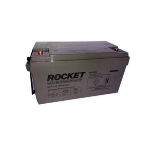 Rocket SMF Battery, 12V 65AH, Model - ES 65-12