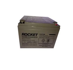 Rocket SMF Battery 12V 26AH, Model - ES 26-12