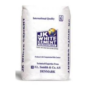 JK White Cement, 50 Kg