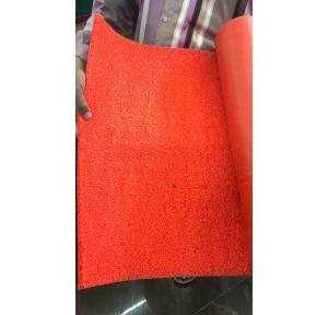 SoftPurf Anti Skid Mat, Color Red, Size - Length 30feet, Breadth 4feet, Thickness 12mm