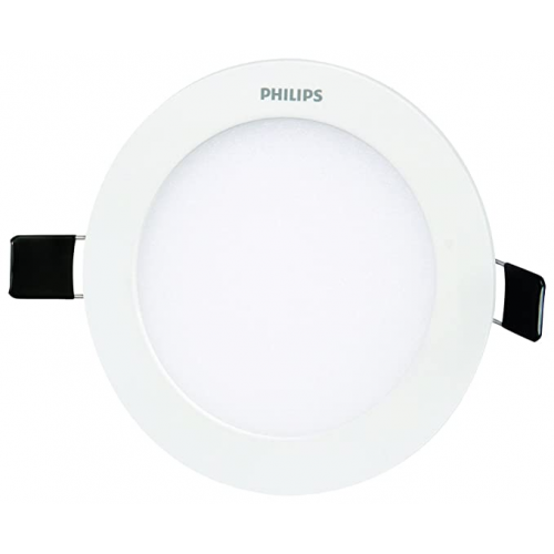Philips Slim Round LED Panel Light, 12 W, (Cool White)