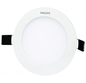Philips Slim Round LED Panel Light, 12 W, (Natural White)