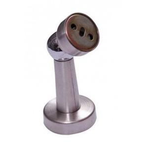 Stainless Steel Door Magnetic Stopper, 3x11 cm