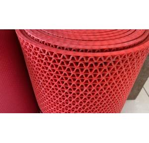 Snake Anti Skid Mattress, Color Red, Size - Length 41feet, Breadth 4feet, Thickness 8mm