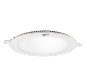 Orient LED Round Panel Recess Light 12W, Metal Body (Cool DayLight)