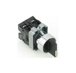 Teknic Auto-Off Manual Selector Switch + 2 NO Element + 1 NC