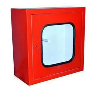 Fire Hose Box Glass,  L-76.4cm, B-23cm, T-3mm, 1 Pcs