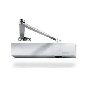 Geze Rack and Pinion Door Closer with Link Arm Closing Force: 1-6, TS4000