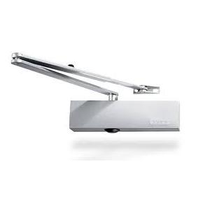 Geze Rack and Pinion Door Closer with Link Arm Closing Force: 2-4, TS2000NV