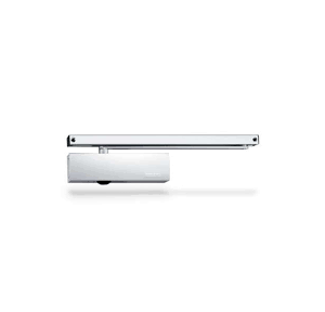 Geze Asymmetric Rack and Pinion Door Closer with Slide Arm Closing Force: 1-4, TS 3000V