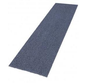 Rubber Anti Slip Door Mat Per sqft (Grey) - CTKTC40007, Thickness - 10 mm, Standard Width 4 feet