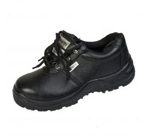 Heapro Safety Shoes HI-501, Low Ankle Style With Steel Plate Moulded In The Sole, Conforms To IS 15298