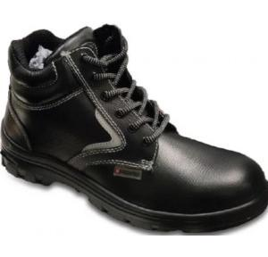 Heapro Safety Shoes HI-902, To Cap: Made with Alloy Steel, Light Weight / Rust Free, Conforms to EN ISO 20345 S1 SRC