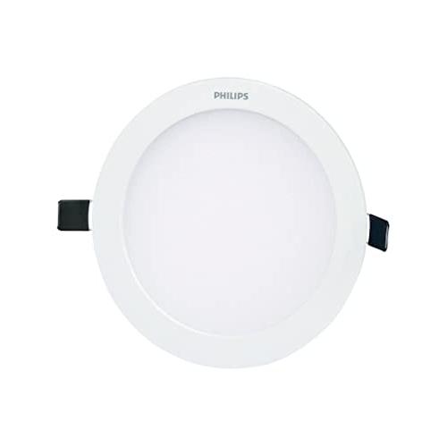 Philips Slim Round LED Panel Light 15W (Cool White)