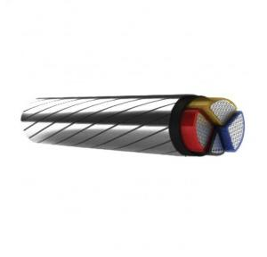 Polycab 35 sqmm 3.5 Core Aluminium Armoured  XLPE Cable, 1 mtr
