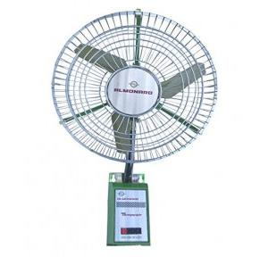 Almonard Make 450mm 18 Inch Wall mounted Industrial Fans, 230 V, 1440 RPM, 100 W, Single Phase