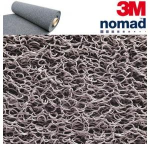3M High Density Door Mat Grey, 8x3 Ft, 7150