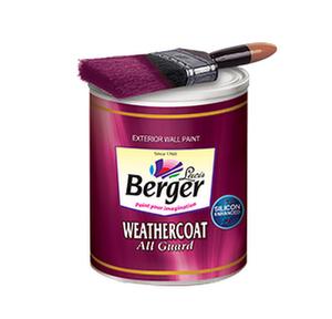 Berger Pink Paint IP0027, 1 Litre