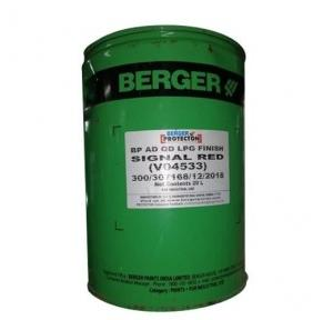 Catalyst (M15C7) For Berger PU Glass Finish Signal Red M15533, 1 Ltr