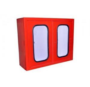 Fire Hose Mild Steel Box With Double Door 30x24x10 cm