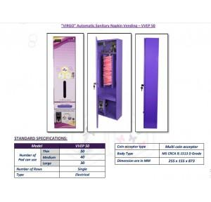 Virgo Automatic Sanitary Mask/Napkin Vending – VVEP 50 (Capacity:- 50 Mask)