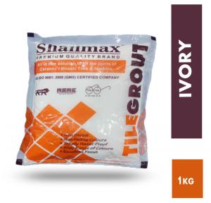 Shalimax Grouting Powder White, (Pkt of 25kg)