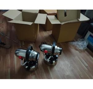 ULV  SS 304 Grade Fogger Machine, Capacity: 5 Ltr, MHC 10
