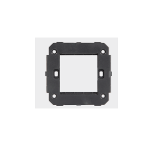 Crabtree Athena 8 M (S) Inner Plate for Glass, Metal and Wood Plates, ACNPSIKV08