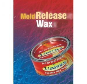 Univax Mold Release Wax Polish