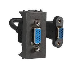 Crabtree Signia VGA Socket for Data Transmission, ACWKXXG062
