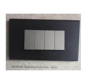 Norisys Cube 6M  Grey Plate with Support Frame, C5106.02