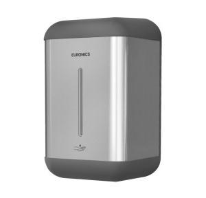 Euronics Automatic Hand Sanitizer Dispenser Stainless Steel #316 Grade, 1100ml, EST81