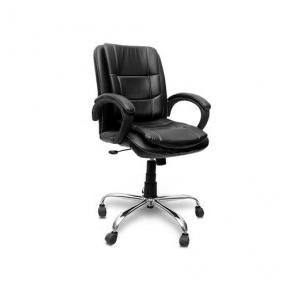 82 Black Office Chair