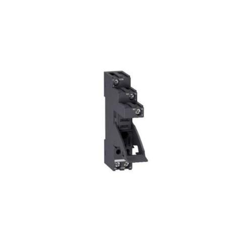 Schneider 2CO Separate Terminal Socket With Clamp, RGZE1S48M