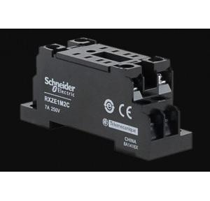 Schneider Sockets Mixed Screw Clamp Relay Type RXM2 (Without Lockable Test Button), RXZE1M2C